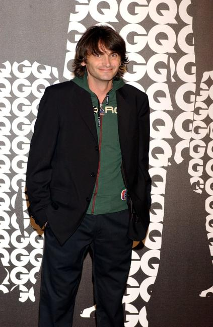 Fernando Tejero at the GQ Awards 2004.