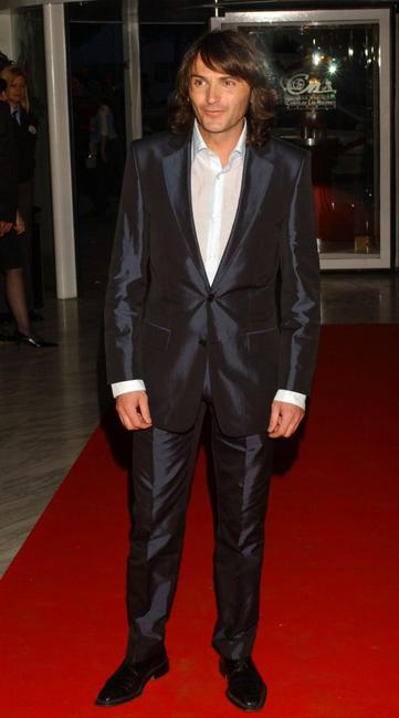Fernando Tejero at the Spain TV Academy Awards.