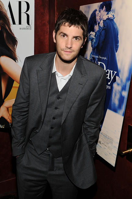 Jim Sturgess at the New York premiere of