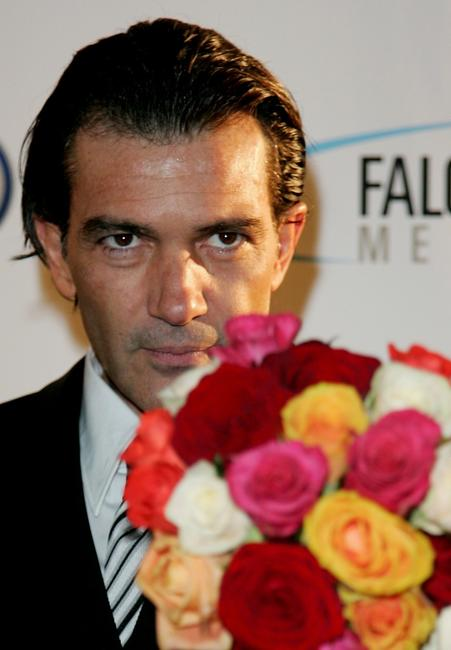 Antonio Banderas at the premiere of