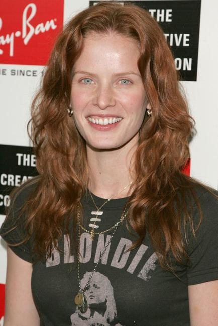 Rebecca Mader at the Ray Ban Visionary Awards during the 2007 Sundance Film Festival.