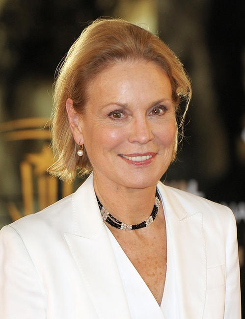 Marthe Keller at the Opening Ceremony of 10th Marrakech Film Festival.