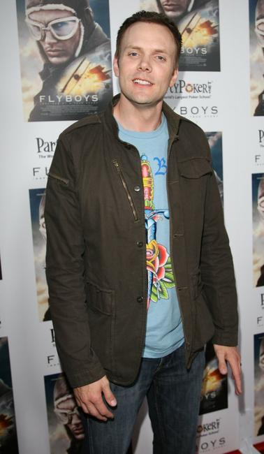 Joel McHale at the special screening of
