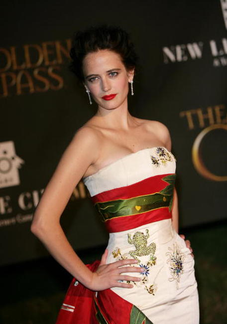 Actress Eva Green at the New Line Cinema 40th Anniversary