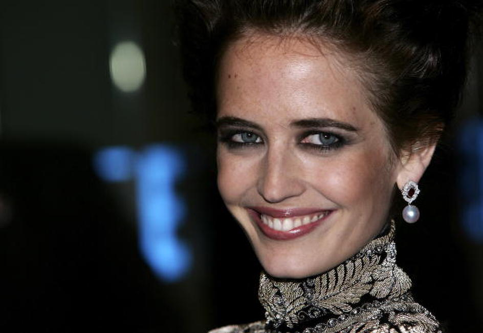 "Eva Green at the Royal Premiere for ""Casino Royale"" in London."