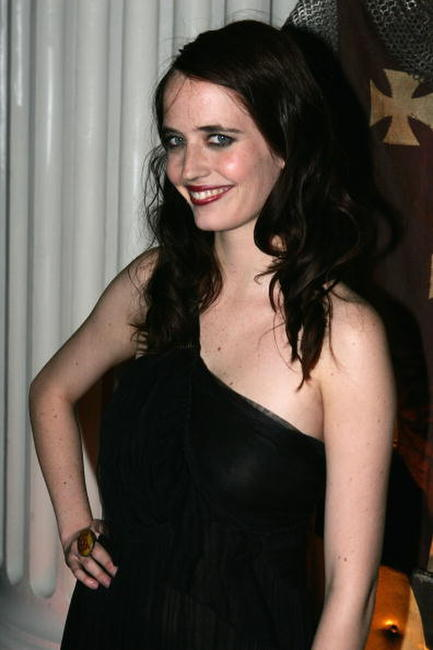 "Eva Green at the European Premiere of ""Kingdom of Heaven"" in London."