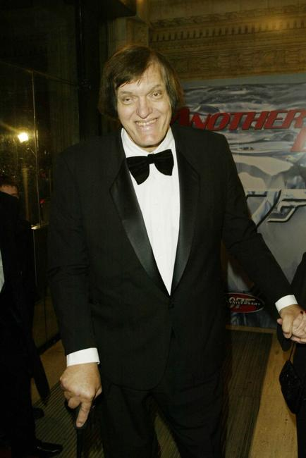 Richard Kiel at the world premiere party for