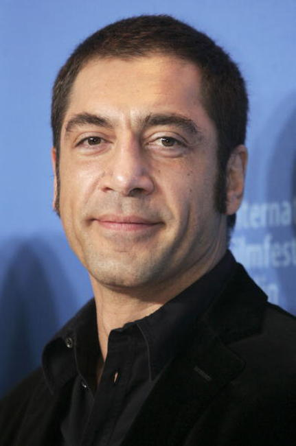 "Javier Bardem at a photocall to promote the movie ""Invisibles"" in Berlin, Germany."