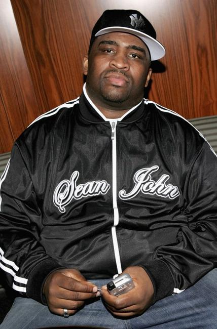 Patrice O'Neal at the 2nd Annual New York Comedy Festival.