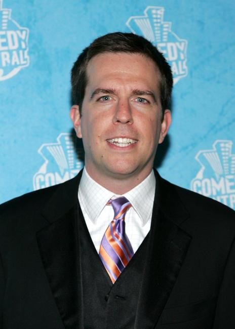 Ed Helms at the Comedy Central Emmy Party.