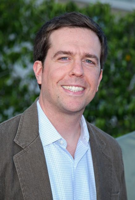 Ed Helms at the NBC All-Star Party.