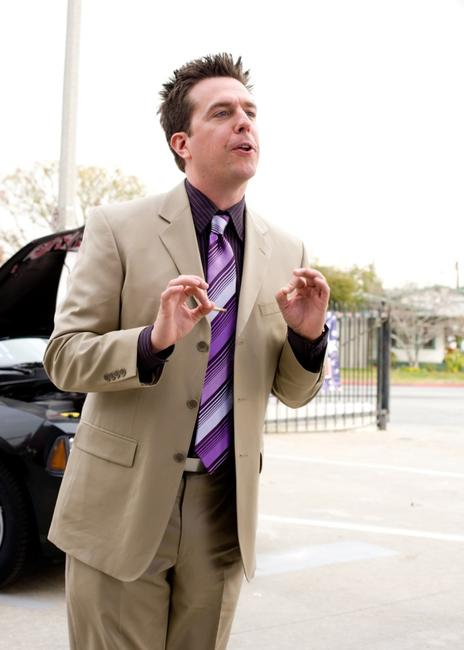 Ed Helms as Paxton Harding in