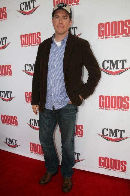 Ed Helms at the Nashville premiere of