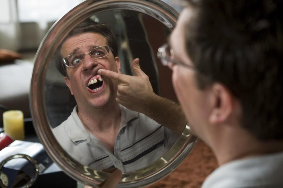 Ed Helms as Stu in