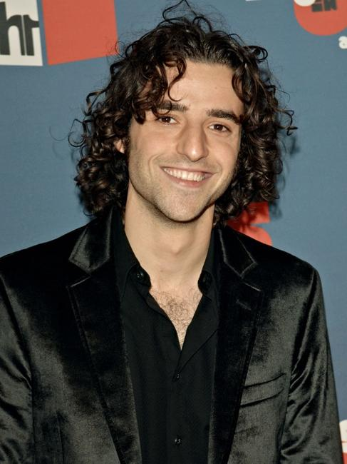 David Krumholtz at the VH1 Big In '05 Awards.