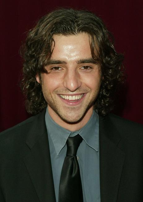 David Krumholtz at the CBS upfront.