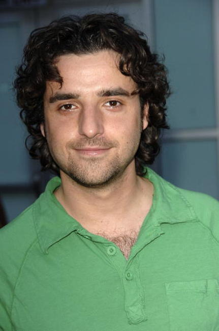 David Krumholtz at the world premiere of