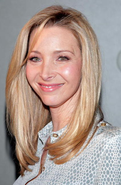 Lisa Kudrow at the 2008 Film Independent's Spirit Award nominations in L.A.