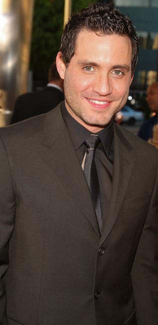 Edgar Ramirez at the premiere of