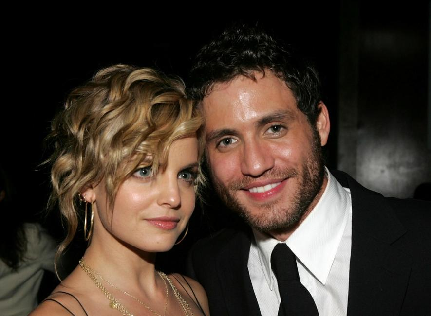 Mena Suvari and Edgar Ramirez at the after party of the premiere of