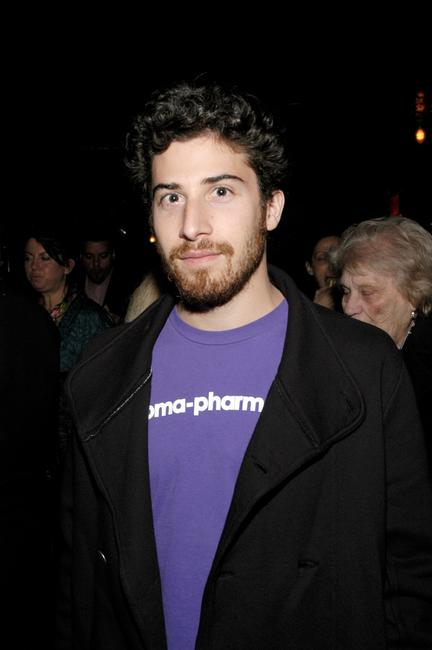 Jake Hoffman at the Adrienne Shelly Foundation Benefit after party.