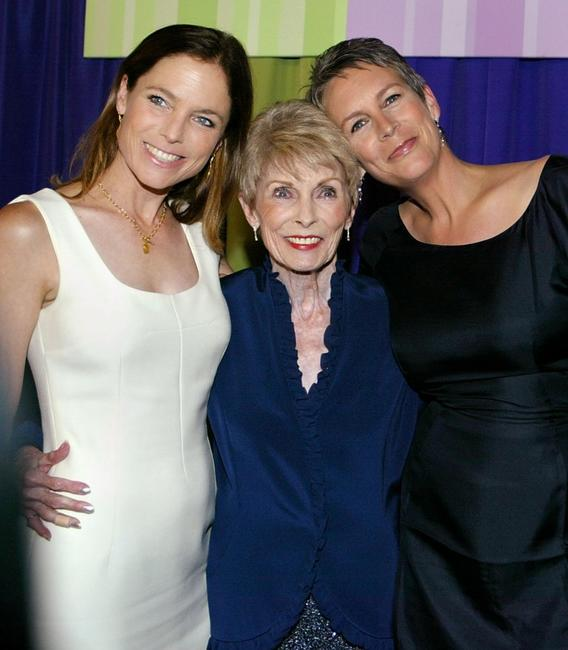 Janet Leigh, daughters Jamie Lee Curtis and Kelly Leigh at the After Party For Film Premiere of
