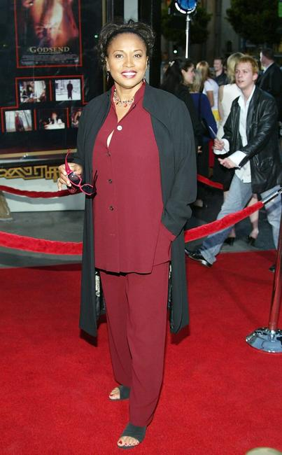 Jenifer Lewis at the world premiere of
