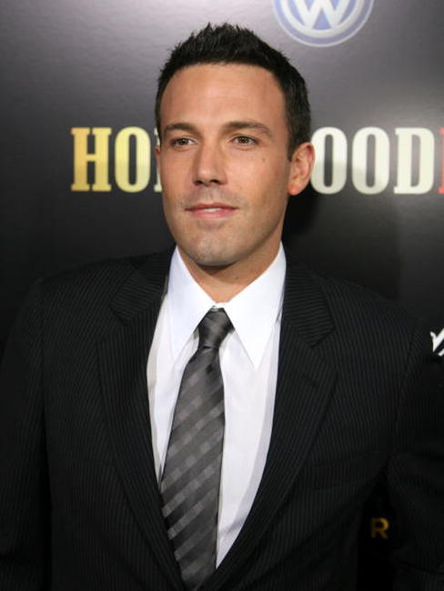 Ben Affleck at the Beverly Hills premiere of
