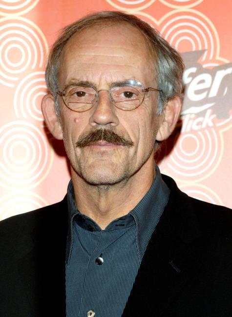 Christopher Lloyd at the FOX Fall Casino Party.
