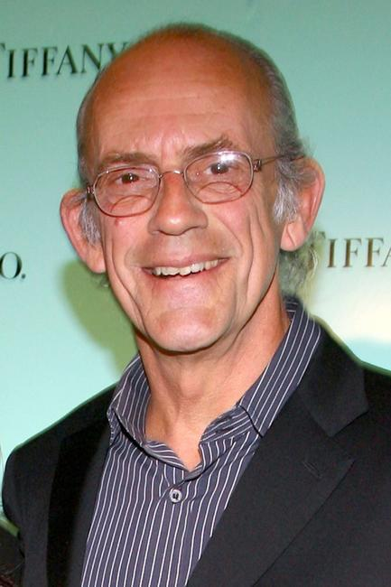 Christopher Lloyd at the launch of the 2007 Blue Book Collection.