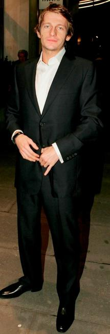 Leo Gregory at the UK premiere of