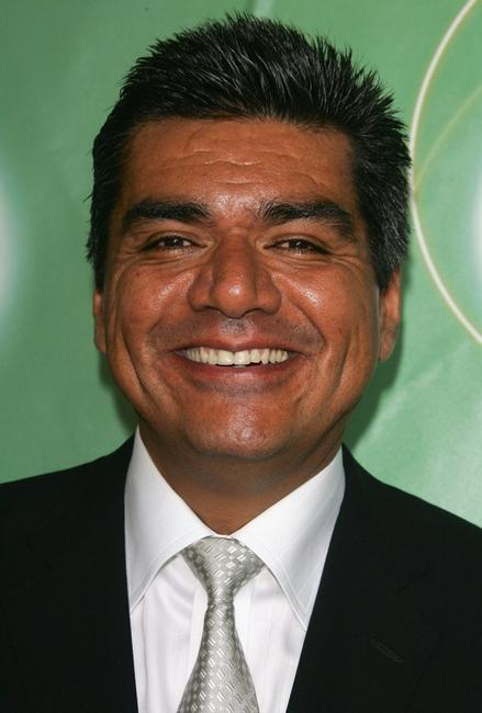 George Lopez at the ABC Television Network Upfront.