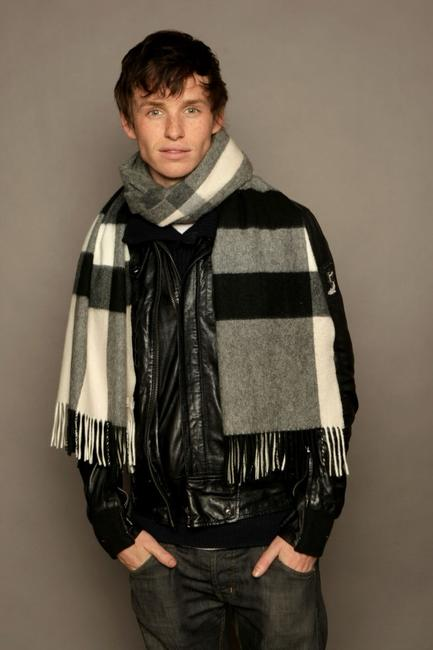Eddie Redmayne at the 2008 Sundance Film Festival.