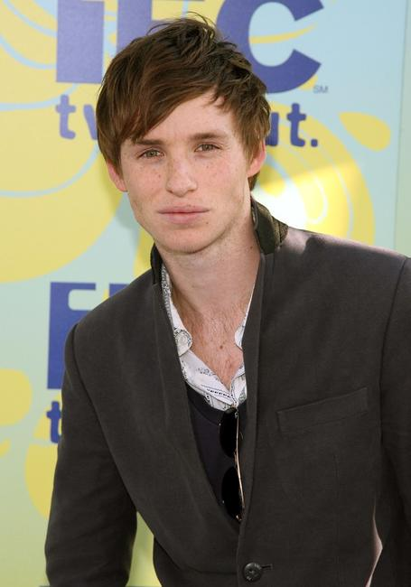 Eddie Redmayne at the Independent Film Channel's 2007 Spirit Awards after party.