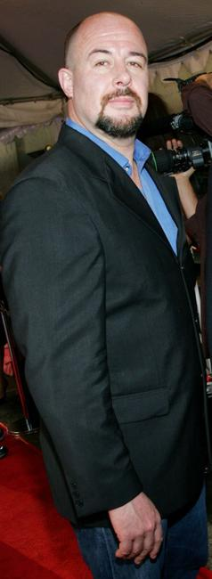 Jamie Bartlett at the gala screening of