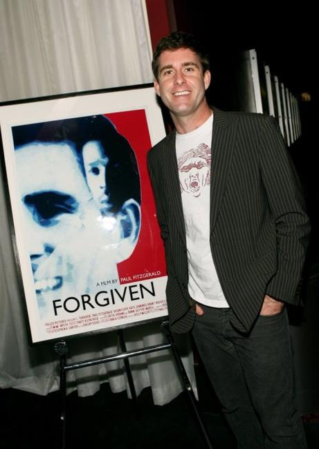 Paul Fitzgerald at the screening of