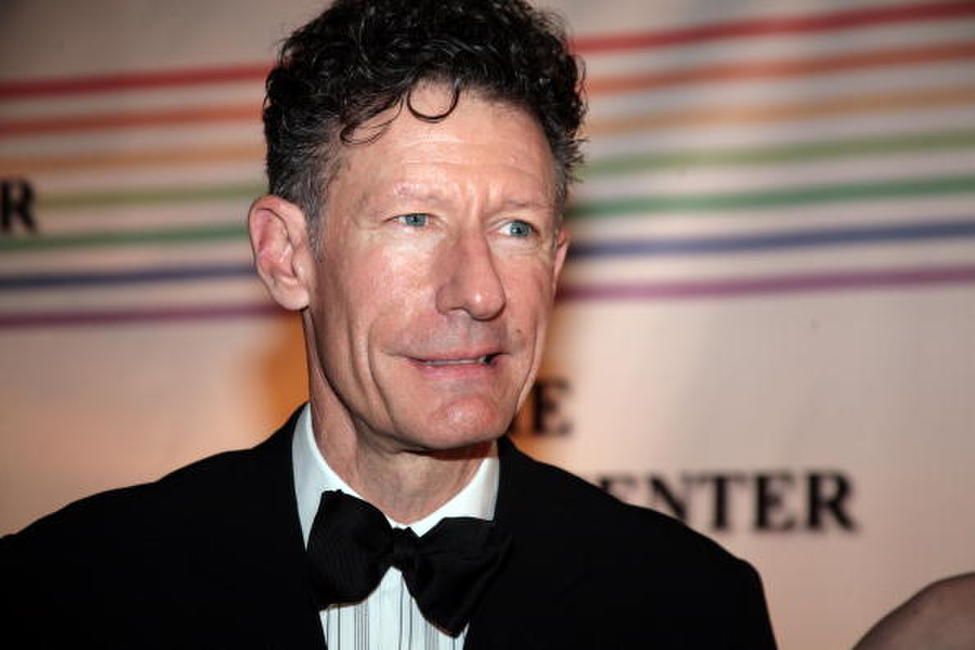 Lyle Lovett at the 30th Annual Kennedy Center Honors.