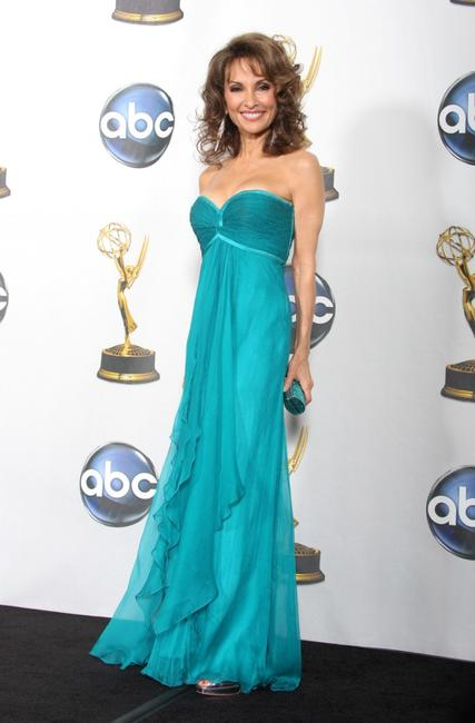 Susan Lucci at the 35th Annual Daytime Emmy Awards.