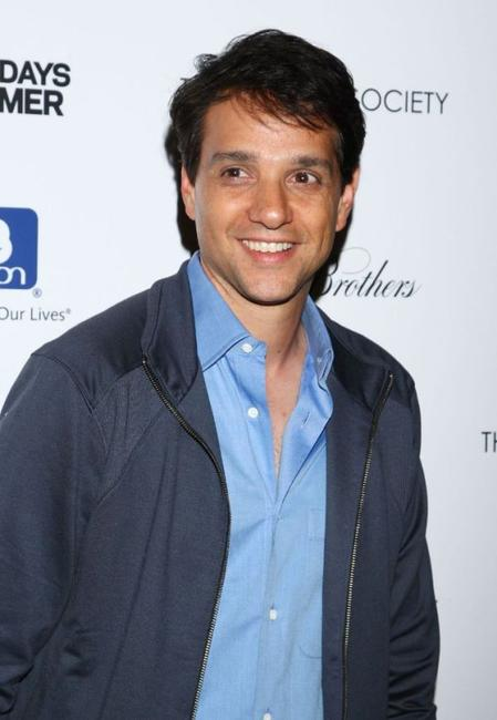 Ralph Macchio at the screening of