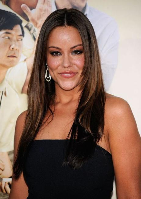 Katy Mixon at the world premiere of