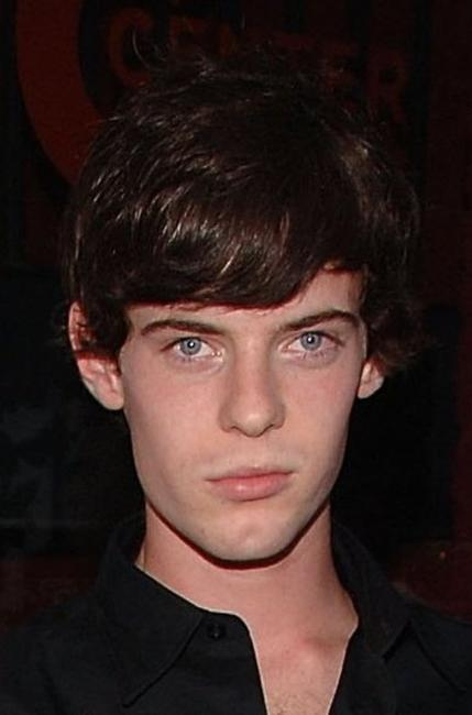 Harry Treadaway at the premiere of