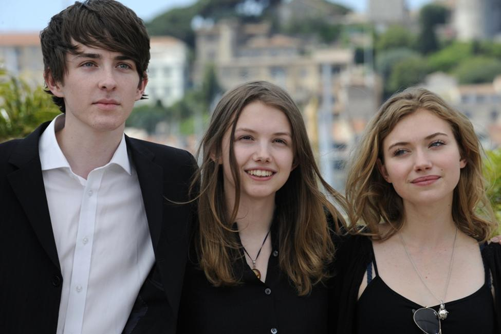 Matthew Beard, Hannah Murray and Imogen Poots at the photocall of