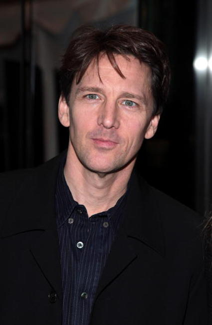 Andrew McCarthy at the New York premiere of