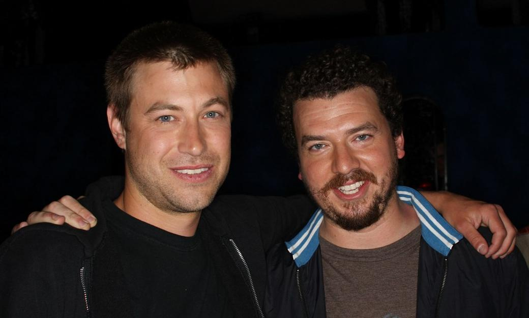 Jody Hill and Danny McBride at the Paramount Vantage Pre-Party of