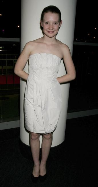 Mia Wasikowska at the 2006 Hisense Inside Film Awards.