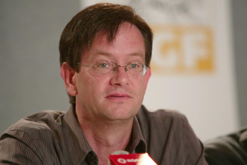 Mark McKinney at the 2003 Toronto International Film Festival.