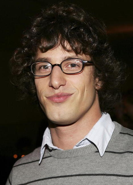 Andy Samberg at the N.Y. premiere of