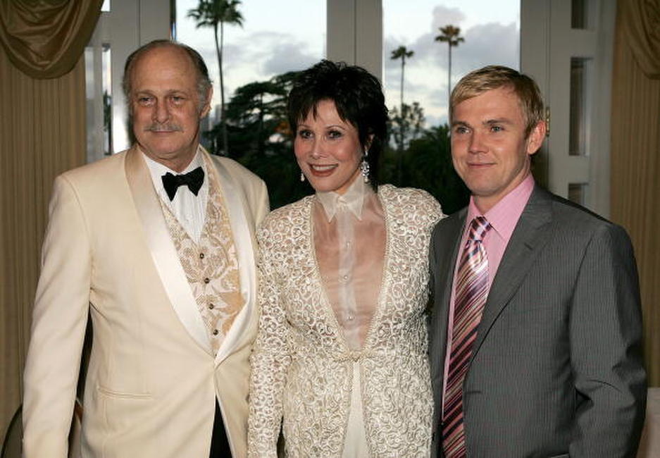 Gerald McRaney, Michelle Lee and Rick Schroder at the 9th Annual PRISM Awards.