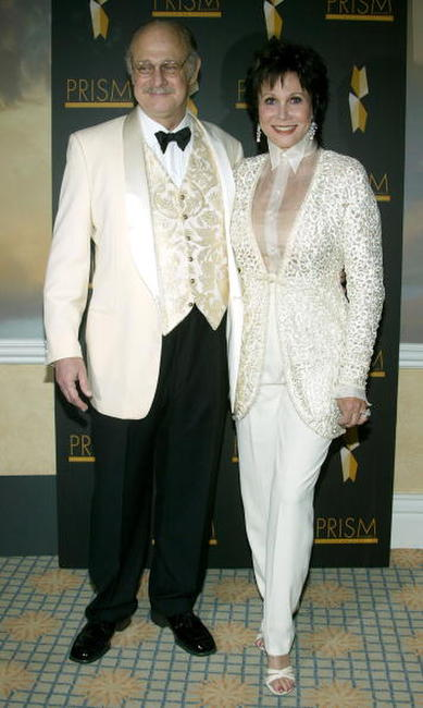 Gerald McRaney and Michelle Lee at the 9th Annual PRISM Awards.