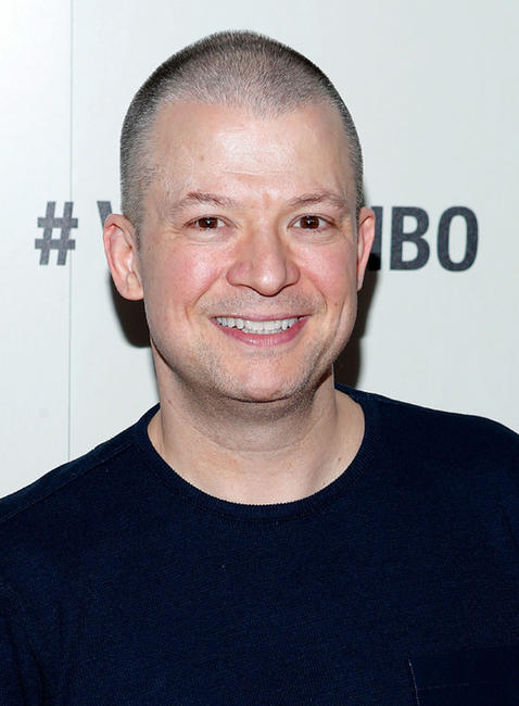Jim Norton at the New York premiere of